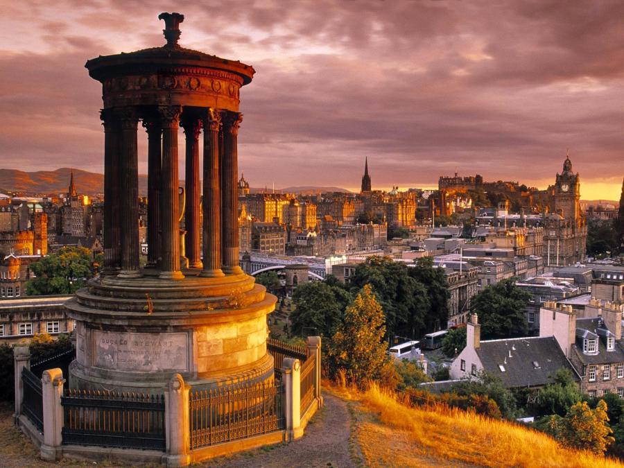 Meeting Edinburgh